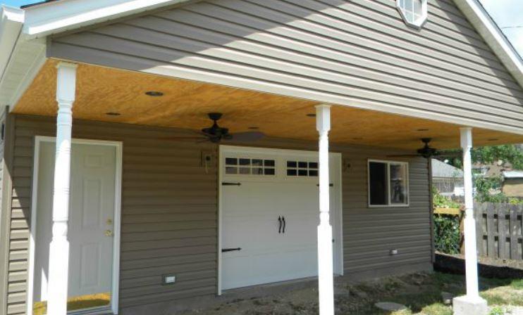 deveopers cleveland garage builder regency