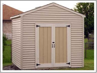 Sheds chicago shed builders storage sheds custom for Custom storage sheds